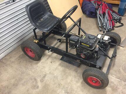 Ride on mower racer / go kart  Eschol Park Campbelltown Area Preview