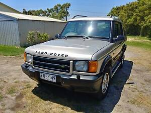 1999 Land Rover Discovery 2 Td5 Auto 7 Seater Cheltenham Kingston Area Preview