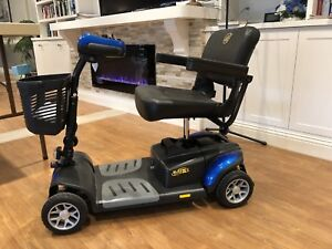 Portable 4-Wheel Scooter