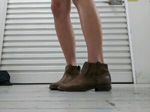 Timberland Brown boots earthkeepers. S39.5 Hardly worn