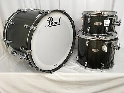 Pearl Reference 3 Piece Drum Kit/Rare Configuration/Twilight Fade/Finish #143