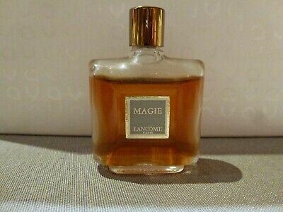MAGIE de LANCOME rare flacon de parfum ancien 4 x 5,5 cm ancien
