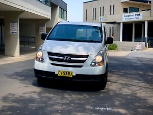 2010 Hyundai i load work van great condition Asquith Hornsby Area Preview
