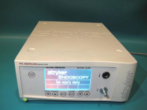 Stryker 40L CORE High Flow Insufflator w/ Low Flow Mode 620-040-504 SIDNE SMART