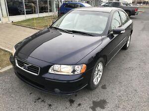 2008 Volvo S60 ASR 2.5T AWD*Cuir*71$/sem