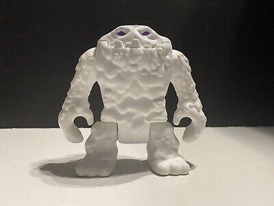 Imaginext DC Super Friends White Clayface Snow Clay Face Figure F/ Penguin Lair