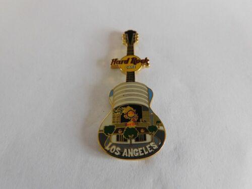 Hard Rock Cafe LOS ANGELOS 2004 - Facade Front HRC Building Guitar Series Pin