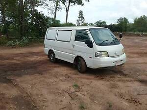 2000 Mazda E2000 Van/Minivan Humpty Doo Litchfield Area Preview