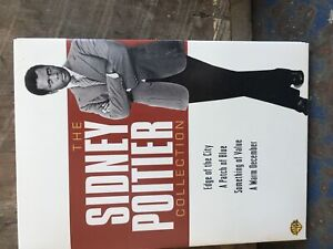 The sidney Poitier collection dvd set