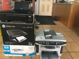 4 Printers! 2 Brand New in Box! 2 Like New!