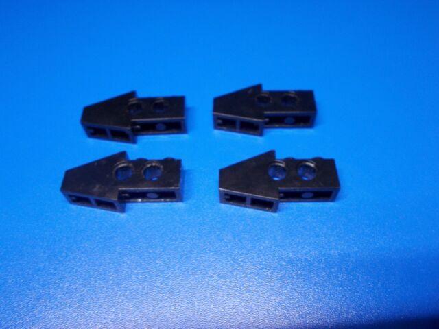 Lego® Technik 4 Flügel 4x1 Wing Front in schwarz 2743