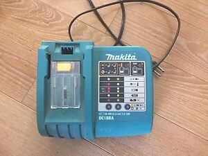 Mikita Battery Charger