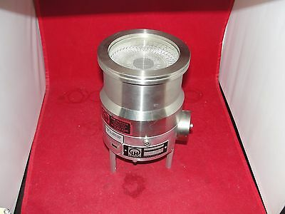Leybold Turbovac 150 85470eve138921312 Turbomolecular Pump