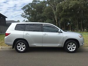 2007 Toyota Kluger KX-R -- with 12 months rego!! Kellyville Ridge Blacktown Area Preview