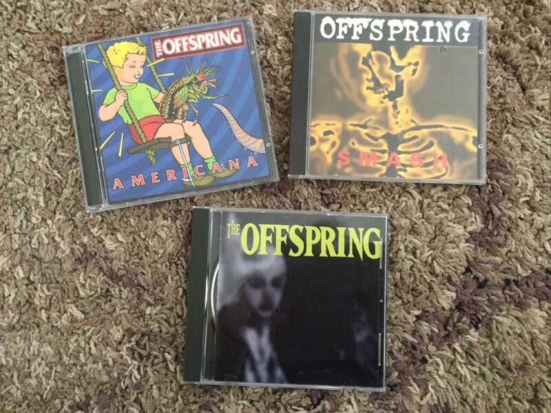 Offspring CD Lot
