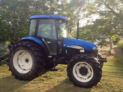 New holland TD 95 Myrtleford Alpine Area Preview