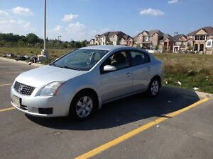 07 Nissan Sentra - two sets of wheels - great condition