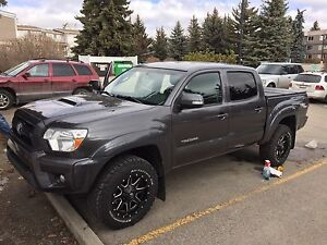 2012 Toyota Tacoma Trd Sport Manual 6Spd