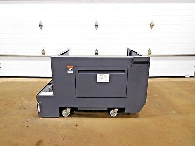 Mo-2593 New Citizen L32-1m10 Cnc Swiss Lathe Coolant Tank