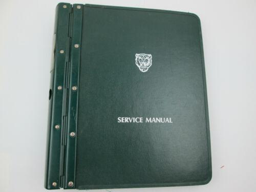 Vintage 1991 Jaguar XJ6 Volume 4 74-88 Service Manual OEM