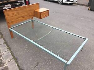 Single bed, Alrob, Mid century modern, We Can Deliver Brunswick Moreland Area Preview