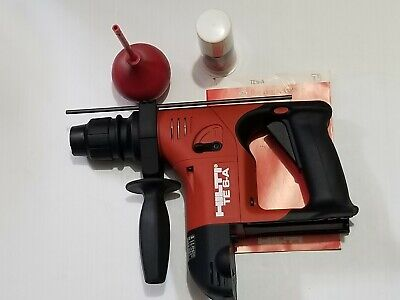 Hilti Te 6-a Cordless Rotary Hammer Drill Pre Owned.
