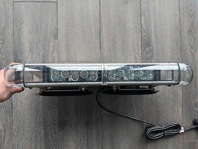 Star SVP Signal Vehicle Products Light Bar Dome New