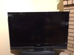"40"" Sony LCD flat screen"