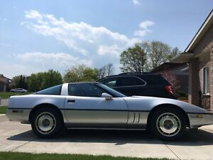 Corvette sell, or trade for Mustang Convertible
