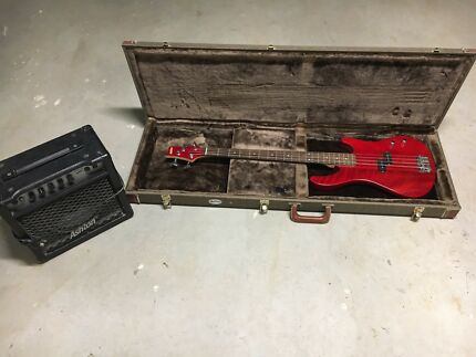 Aston  AB-2 Bass Guitar