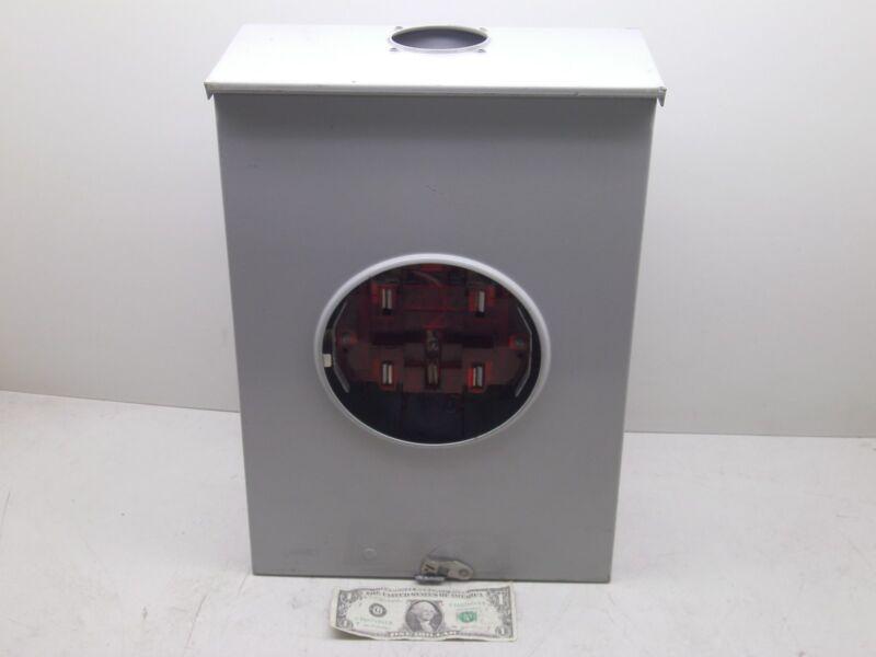 Electric Meter Box : G set id f