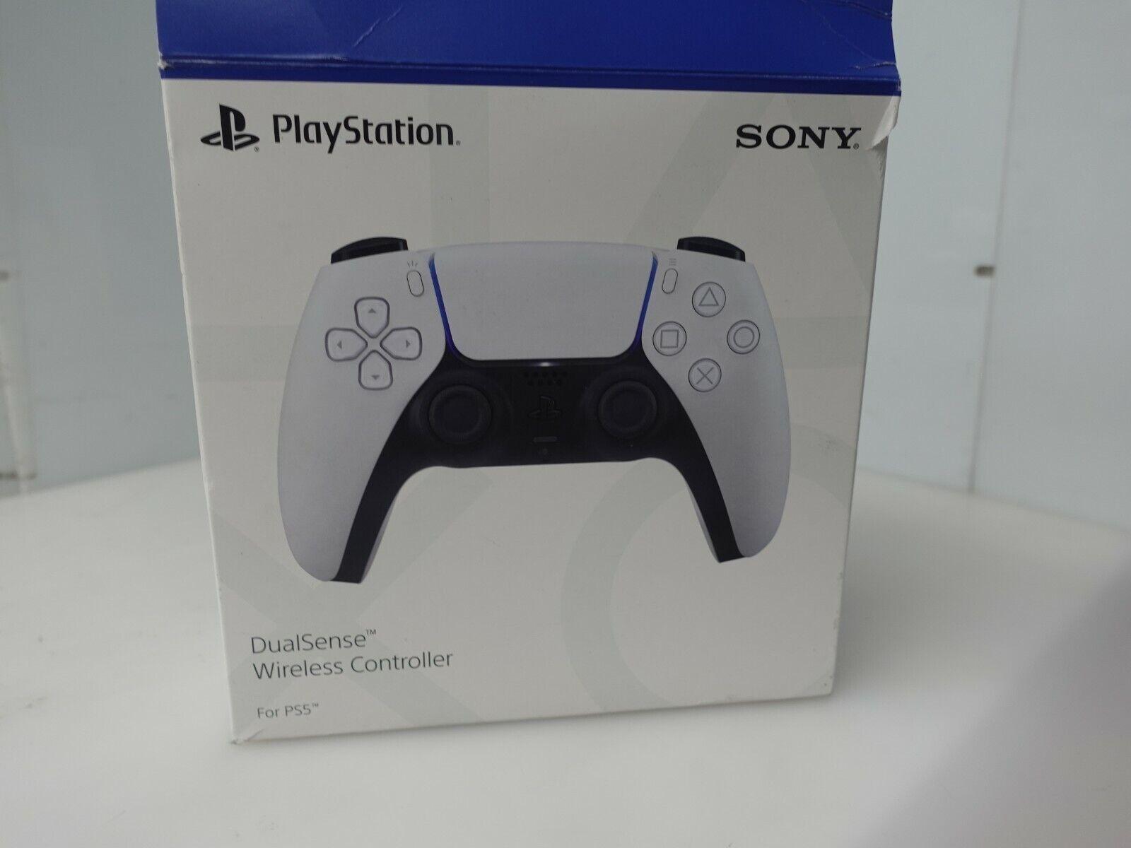 Playstation DualSense Wireless Controller, New - $40.00