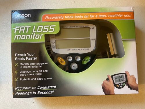 OMRON HBF-306C Handheld Body Fat Loss Monitor  NEW OTHER SEE DETAILS