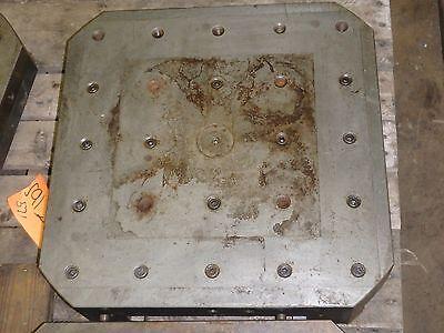 Okuma Mc-5h Pallet Table0153 Horizontal Machining Center Hmc Cnc Layout Steel