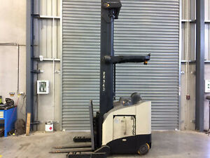Crown RR 5200  Reach Forklift Beresfield Newcastle Area Preview