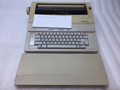 Smith Corona Wordsmith Model Ka11 Electric Typewriter Tested Working