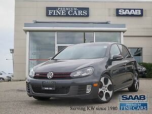 2011 Volkswagen GTI TURBO Power Sunroof Heated Seats