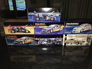 Model cars V8 Supercars Glenfield Campbelltown Area Preview