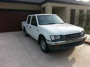 1998 Holden Rodeo Ute South Morang Whittlesea Area Preview