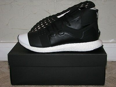 Y-3 Kozoko High Black Mens Size 10.5 DS NEW! BY2635 Yamamoto adidas Boost