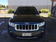 2012 JEEP GRAND CHEROKEE LIMITED  4X4 Burton Salisbury Area Preview