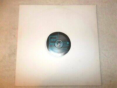Vinyl 12 inch Record Single Work In Progress Take That To The Bank 1996 12 Inch Vinyl Bank