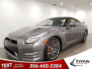 2016 Nissan GT-R AWD|Leather|Low KMS|NAV|Bluetooth|Htd Seats