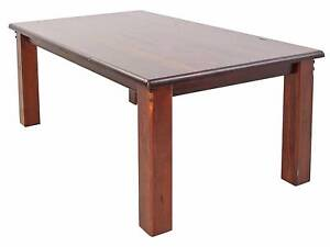 BRAND NEW Rustic Chunky Dining Table Outdoor Setting Table Oakden Port Adelaide Area Preview