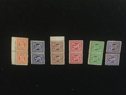 Stamps German 1940s  Brighton-le-sands Rockdale Area Preview