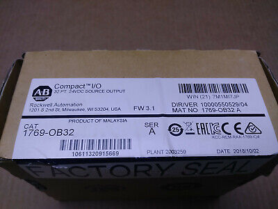 Rockwell Automation Compact Io 1769-ob3