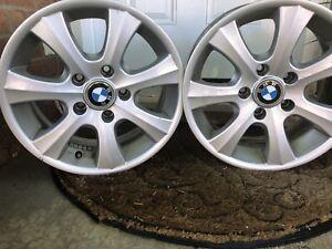 BMW Rims 16 Original