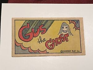 Gus The Ghost Mini Comic: 1940 In NM! $50