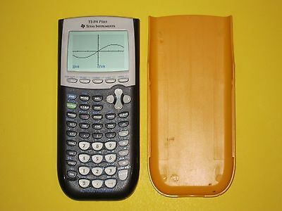 TEXAS INSTRUMENTS TI 84 Plus Graphing Calculator