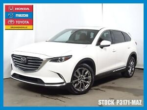 2017 Mazda CX-9 **Signature**AWD|TOITOUV|CUIR|7PLACES|GPS|